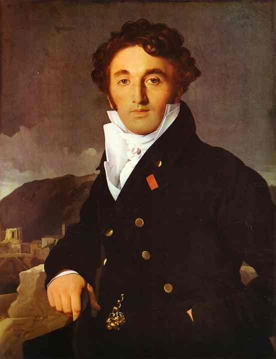 シャルル=ジョゼフローランコルディエの肖像 バイ Jean Auguste ...