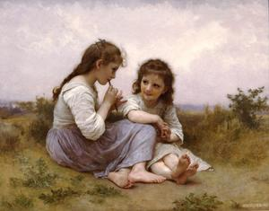 William Adolphe Bouguereau - イディール子