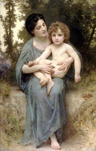 William Adolphe Bouguereau - 弟