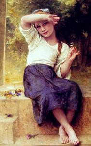 William Adolphe Bouguereau - マルグリット
