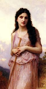 William Adolphe Bouguereau - 瞑想