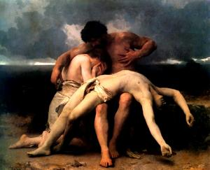 William Adolphe Bouguereau - まず追悼