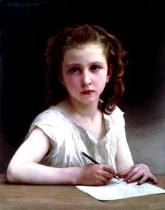 William Adolphe Bouguereau - 職業