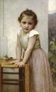 William Adolphe Bouguereau - イヴォンヌ