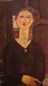 Amedeo Modigliani - アントニア