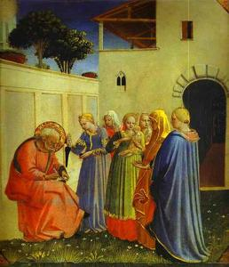 Fra Angelico - ジョンの命名