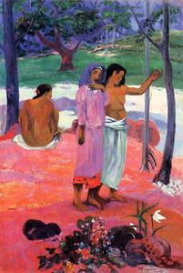 Paul Gauguin - ザー コー​​ル