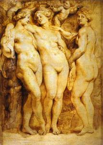 Peter Paul Rubens - 三美神
