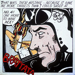 Roy Lichtenstein - ブラタータ
