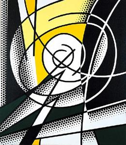 Roy Lichtenstein - アトム