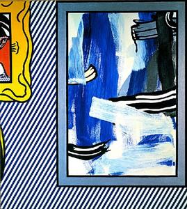 Roy Lichtenstein - 絵画