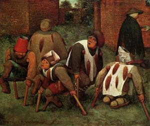 Pieter Bruegel The Elder - 台無し