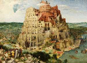 Pieter Bruegel The Elder - バベルの塔