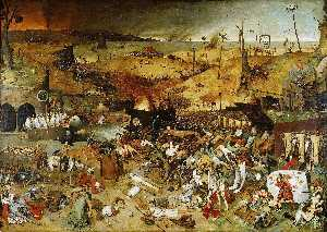Pieter Bruegel The Elder - 死の勝利