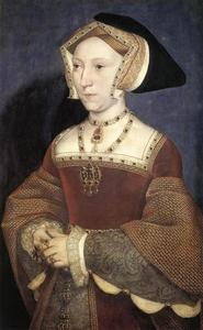 Hans Holbein The Younger - ジェーン·シーモア、イギリスの女王