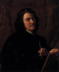 Nicolas Poussin - Self-Portrait1