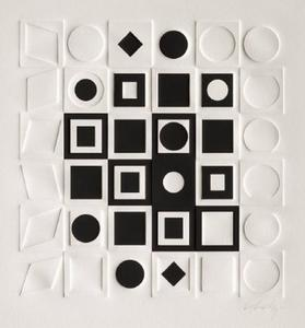 Victor Vasarely - G-FF