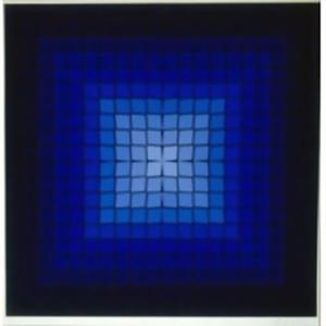 Victor Vasarely - クエーサー