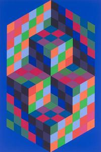 Victor Vasarely - untitled3