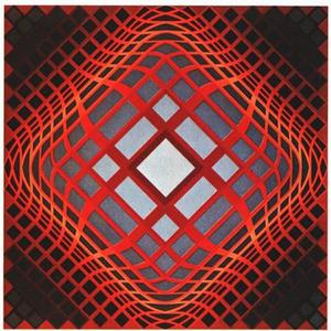Victor Vasarely - VY-47-H