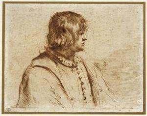 Guercino (Barbieri, Giovanni Francesco) - プロフィール肖像