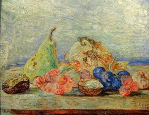 James Ensor - Poiresレーズンのnoix