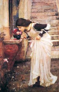 John William Waterhouse - 神社