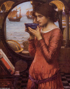 John William Waterhouse - 運命