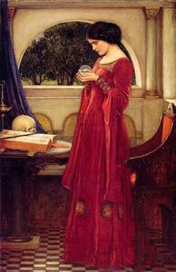 John William Waterhouse - ボール