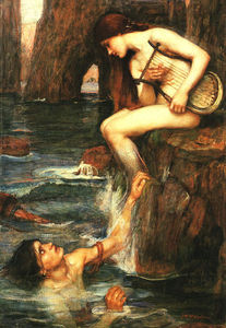 John William Waterhouse - セイレーン