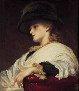 Lord Frederic Leighton - フェーベ