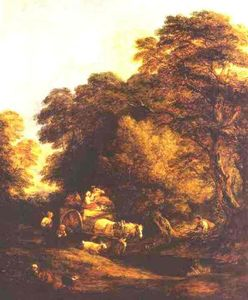 Thomas Gainsborough - 市場カート
