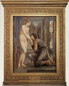 Edward Coley Burne-Jones - ソウル達成