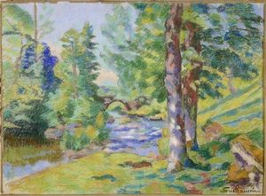 Jean Baptiste Armand Guillaumin - ザー 谷 の Sedelle