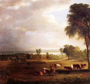 Asher Brown Durand - 嵐の収集