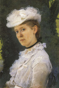 Cecilia Beaux - レディジョージダーウィン