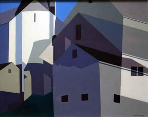 Charles Rettew Sheeler Junior - 会議#1