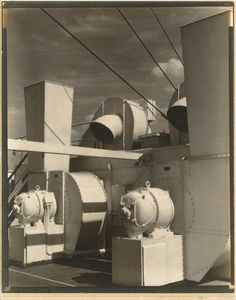 Charles Rettew Sheeler Junior - アッパーデッキ