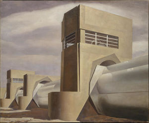 Charles Rettew Sheeler Junior - 水