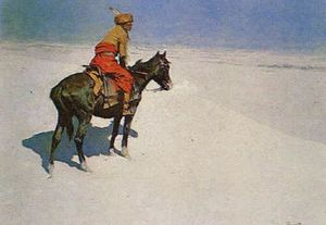 Frederic Remington - スカウト