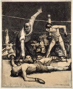George Wesley Bellows - アウトカウント