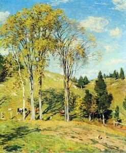 Willard Leroy Metcalf - 9月