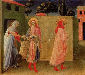 Fra Angelico - ラcuraciónデPaladia