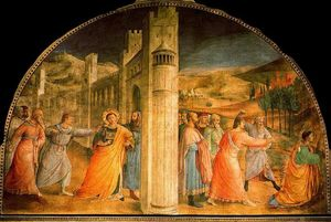 Fra Angelico - 聖ステファンの殉教