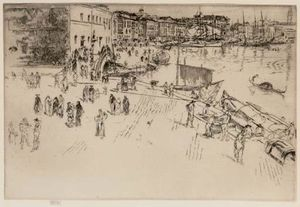 James Abbott Mcneill Whistler - リヴァI