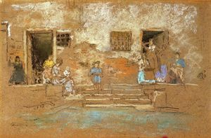 James Abbott Mcneill Whistler - 手順