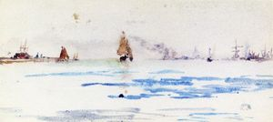 James Abbott Mcneill Whistler - ジーZuyder