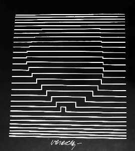 Victor Vasarely - イロイール