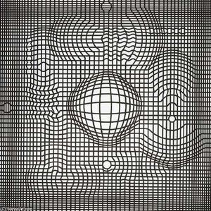 Victor Vasarely - ジョン