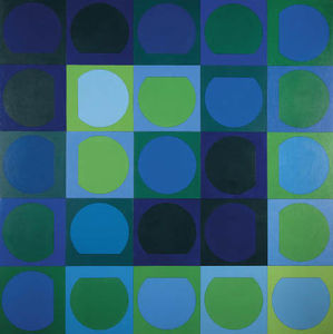 Victor Vasarely - ザフィール1